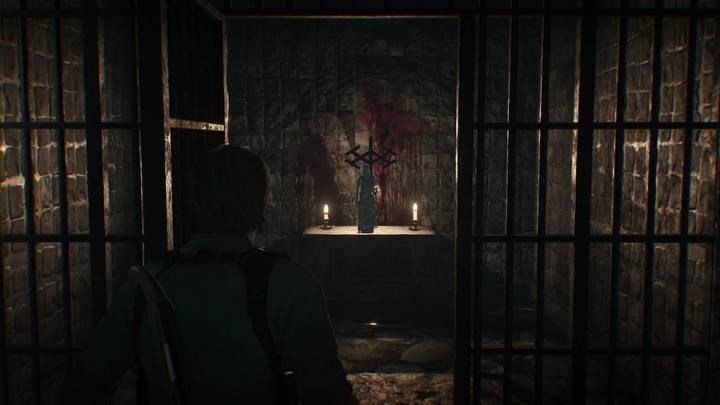 Llave de taquilla 21 - The Evil Within 2