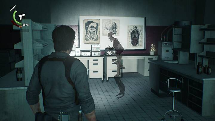 Recuerdo residual 18 - The Evil Within 2