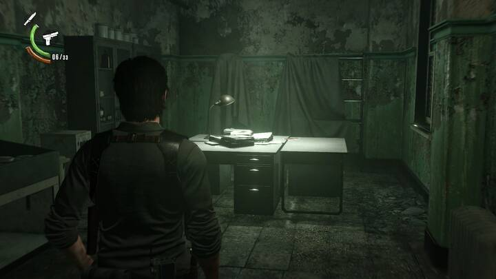 Archivo 35 - The Evil Within 2
