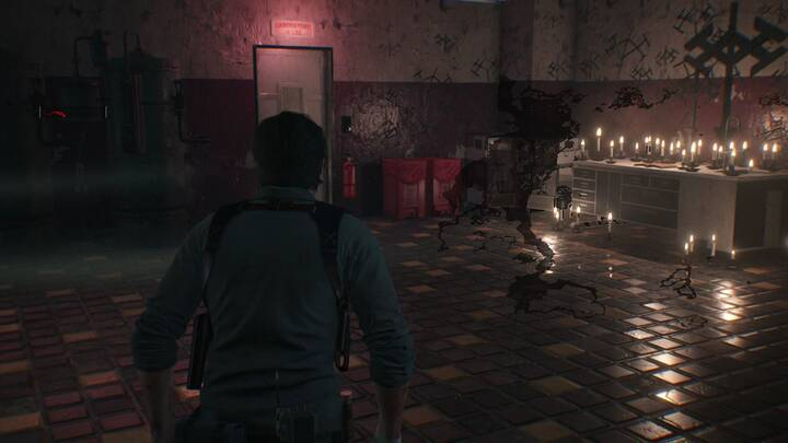 Recuerdo residual 19 - The Evil Within 2