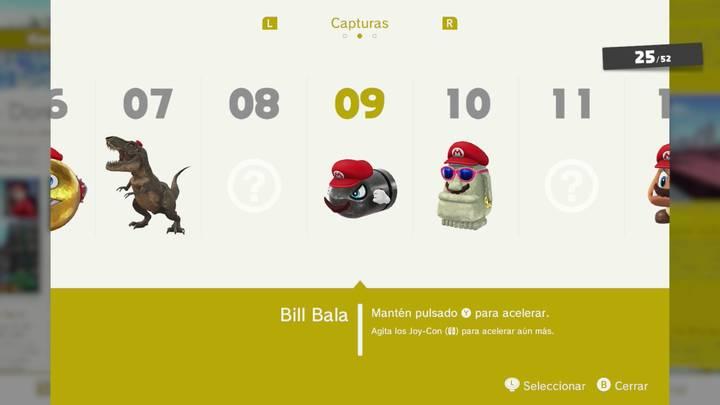 Bill Bala - Super Mario Odyssey