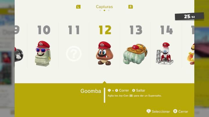 Goomba - Super Mario Odyssey