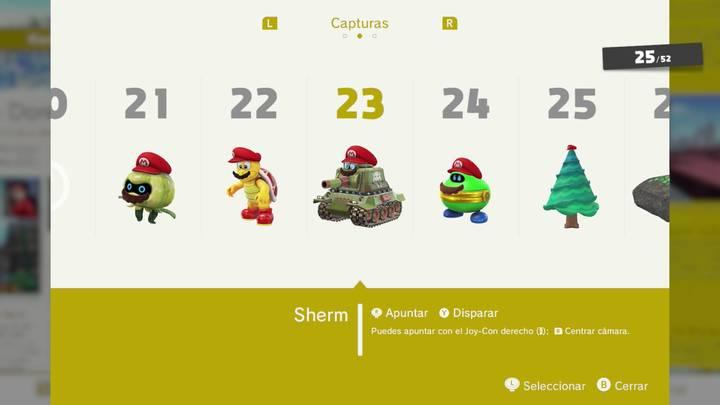 Sherm - Super Mario Odyssey