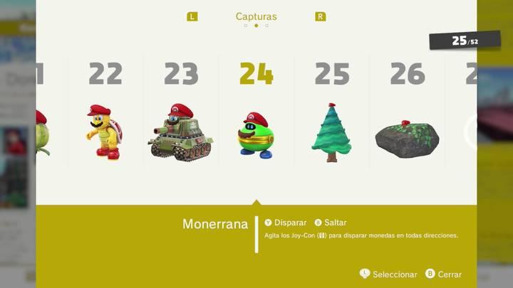Monerrana - Super Mario Odyssey