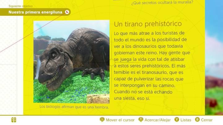 Un tirano prehistórico