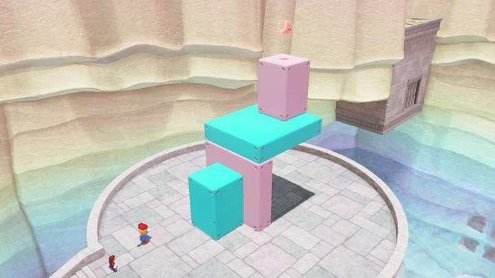 Energiluna 10 Reino del Lago Super Mario Odyssey