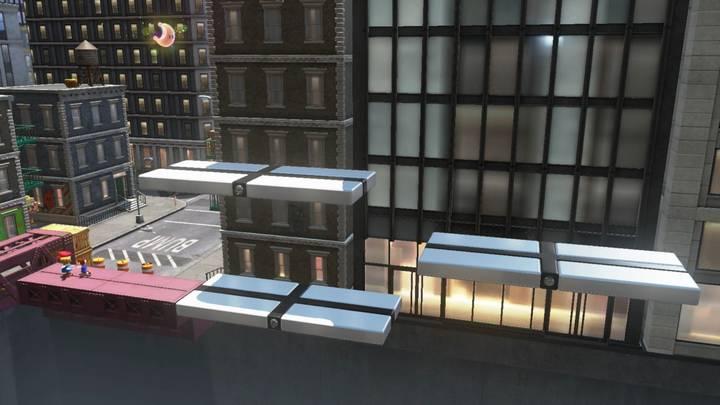 Energiluna 19 Reino Urbano Super Mario Odyssey