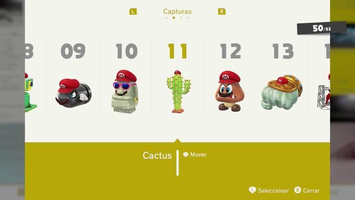 Cactus - Super Mario Odyssey