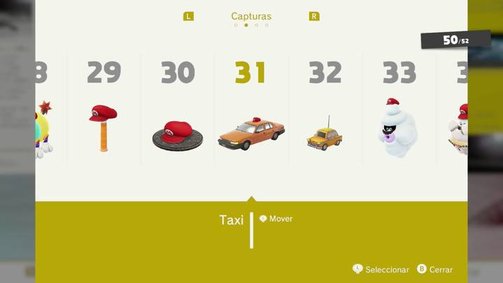 Taxi - Super Mario Odyssey