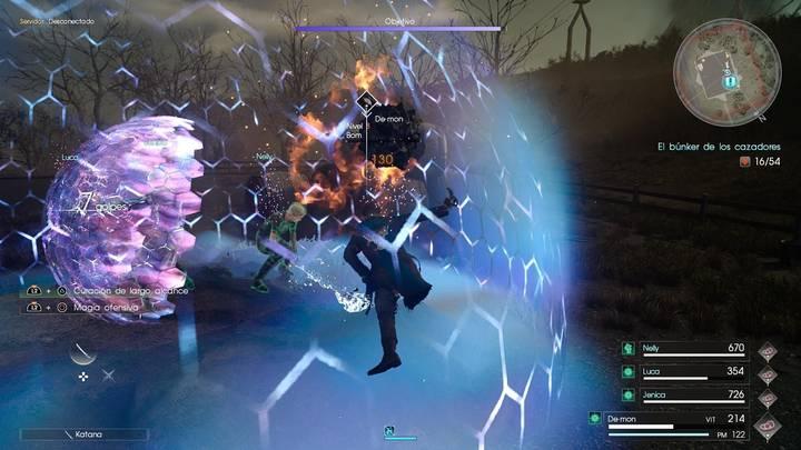 Comrades: Hermanos de Armas Final Fantasy XV