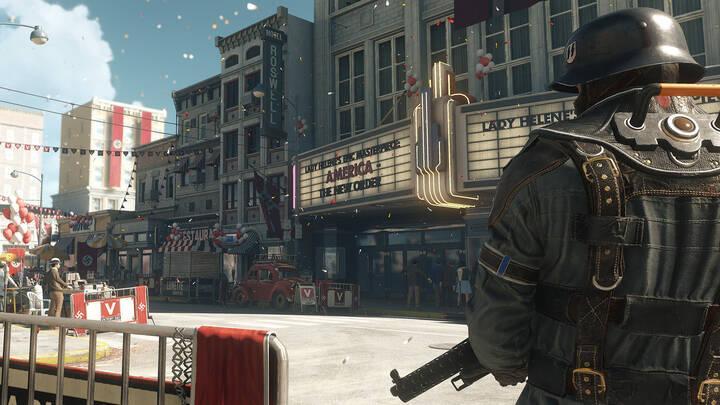 Wolfenstein 2 mundo abierto