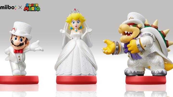 Recompensas Amiibo Super Mario Odyssey
