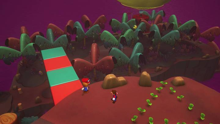 Energiluna 26 Reino Perdido Super Mario Odyssey