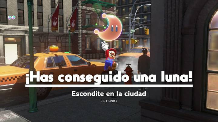 Energiluna 62 Reino Urbano Super Mario Odyssey