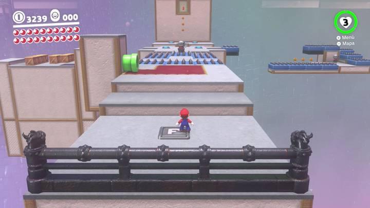 Energilunas 36 y 35 Reino de Bowser Super Mario Odyssey