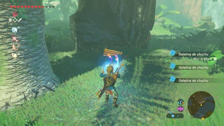 Botas de Ganon fantasma Zelda Breath Bala de los Elegidos