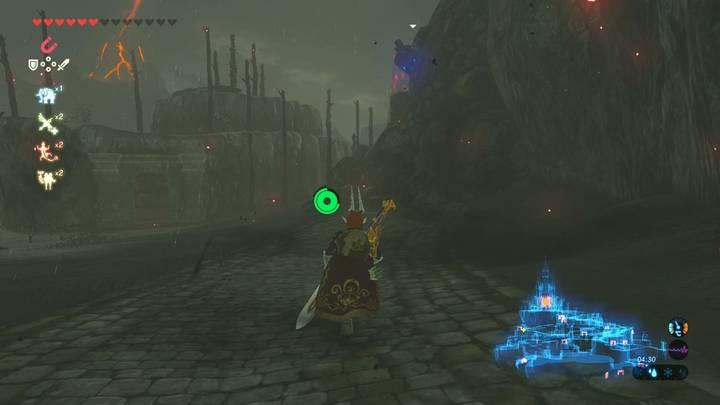 Uniforme de la guardia Zelda Balada de los Elegidos