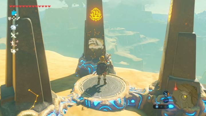 tres desafíos Zelda: Breath of the Wild la balada de los elegidos