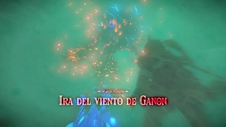 Mundo ilusorio Zelda: Breath of the Wild la balada de los elegidos