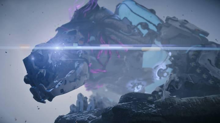 Horizon Zero Dawn The Frozen Wilds - Garrahelada