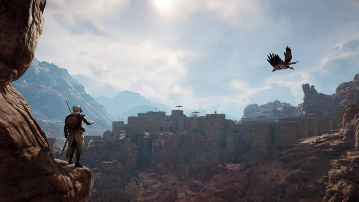 Senu en Assassin's Creed Origins
