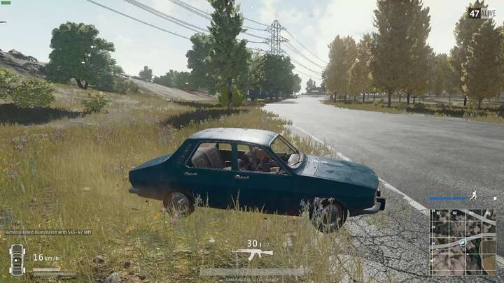 Dacia Playerunknown's Battlegrounds