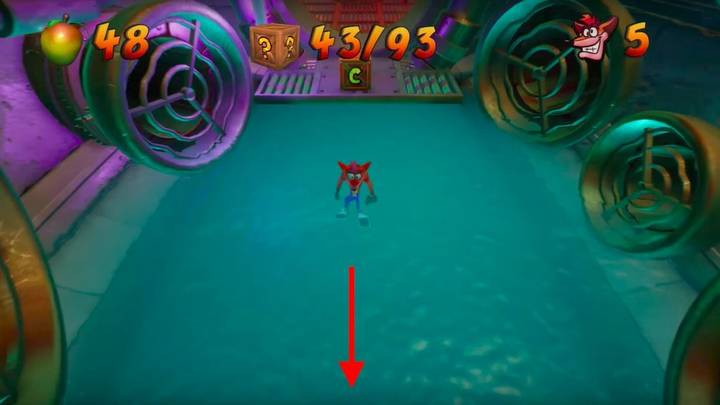 Totally Fly Crash Bandicoot 2