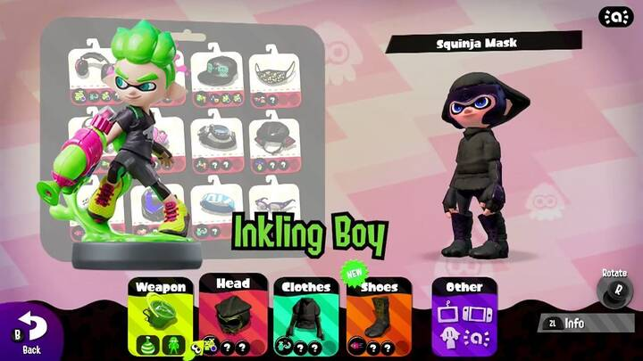 Inkling chico