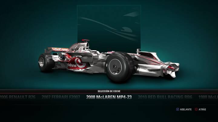 F1 2017 McLaren MP4/6 de 1991