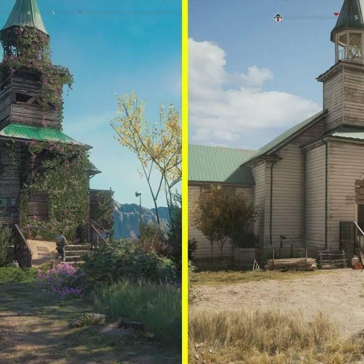 Comparan Los Mapas De Far Cry 5 Y Far Cry New Dawn En Video Vandal