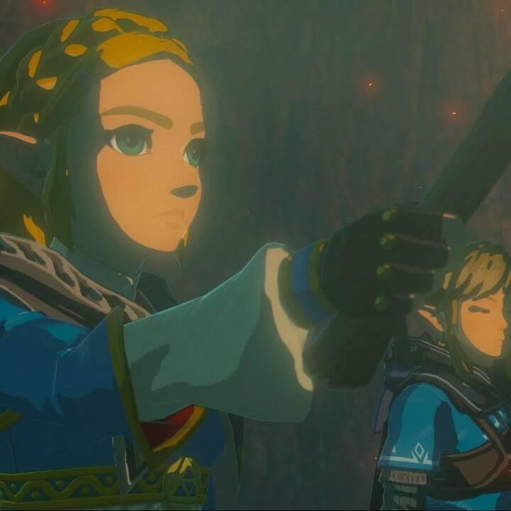 Internet se llena de fanarts de The Legend of Zelda: Breath of the Wild 2