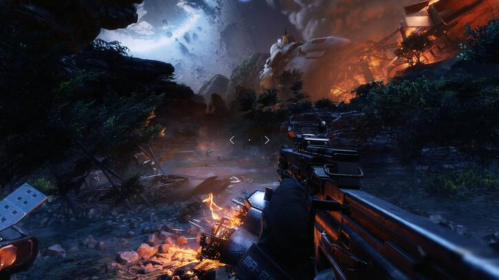 Titanfall 2 en Xbox One X