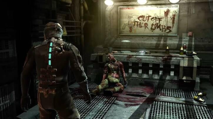 Dead Space en Xbox One X