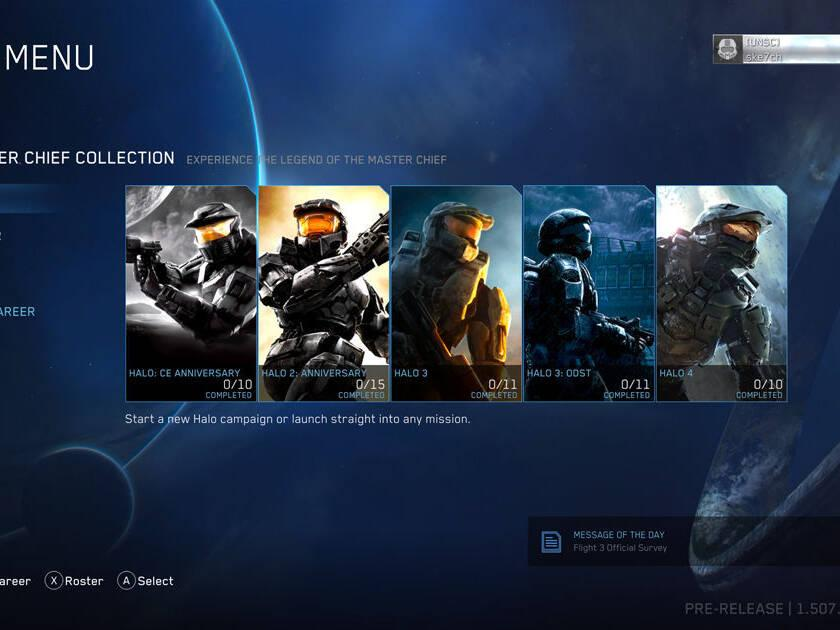 Ya Disponible La Gran Actualización Para Halo The Master Chief Collection Vandal