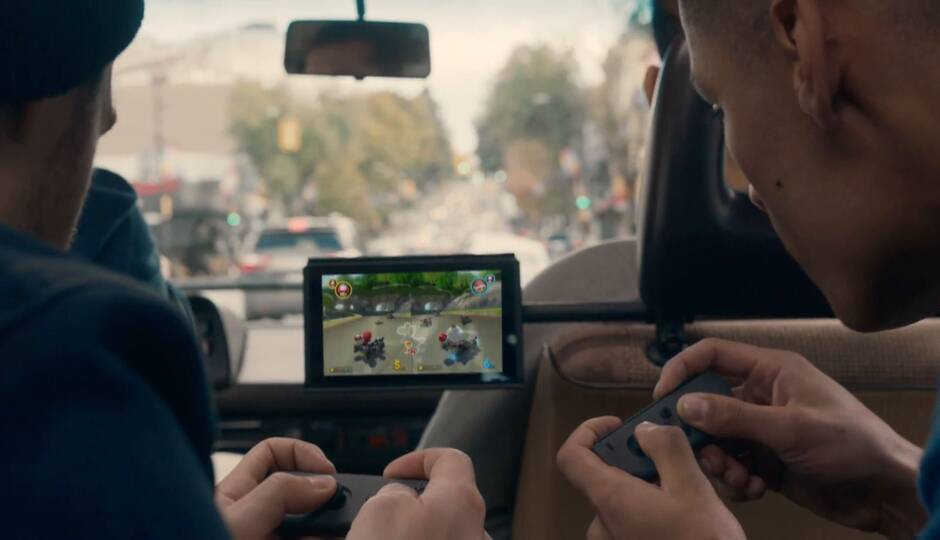 Mandos Joycon de Nintendo Switch