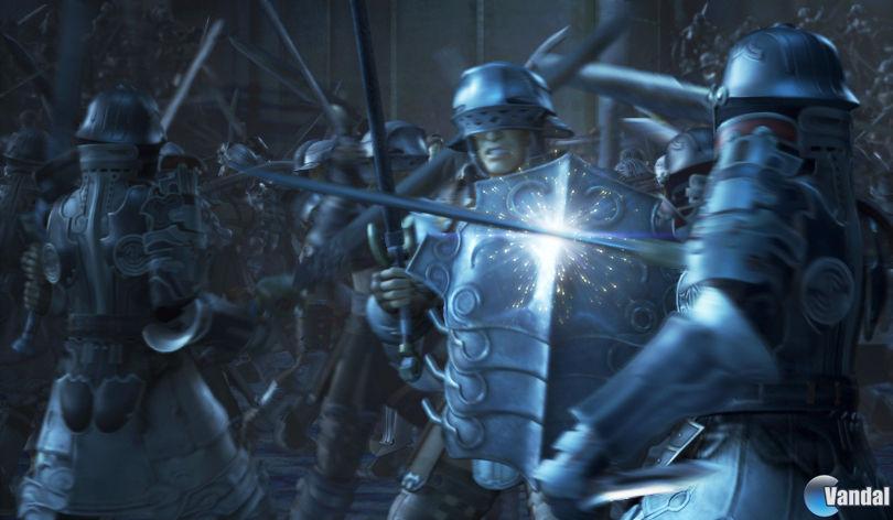 E3: Primeras impresiones Final Fantasy XII