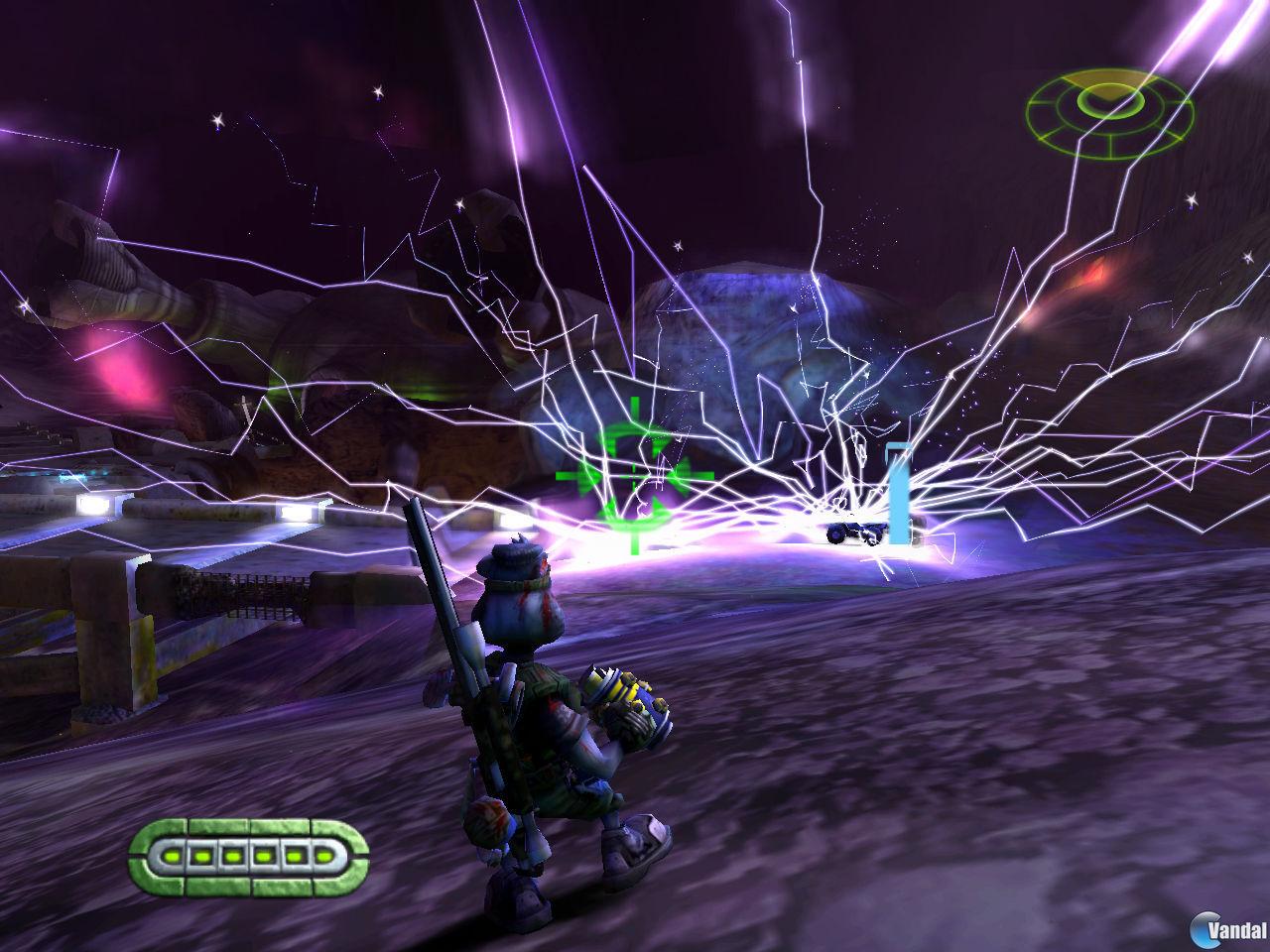 E3: Nuevas imágenes de Conker: Live and Reloaded