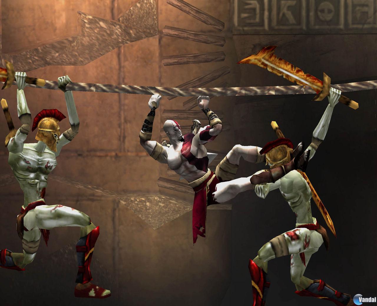 E3: Imágenes God of War