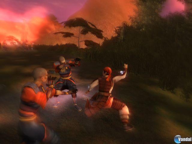 E3: Primeras impresiones Jade Empire