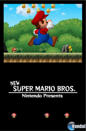 E3: Imágenes de New Super Mario Bros