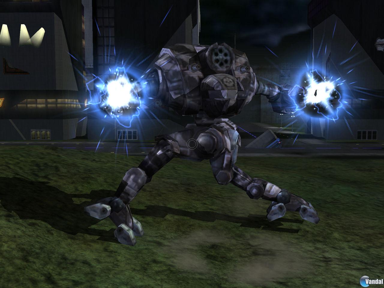 MechAssault 2: Lone Wolf, nuevas imágenes