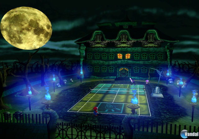 E3: Imágenes de Mario Tennis
