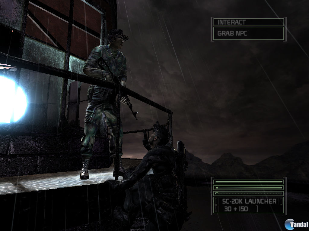 E3: Imágenes de Splinter Cell 3