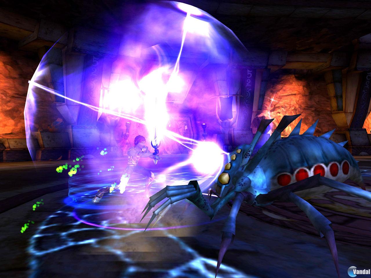 E3: Nuevas imágenes de Sudeki