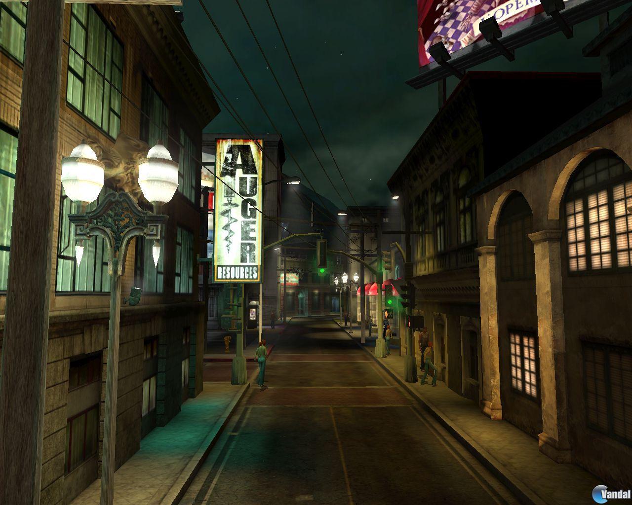 E3: Nuevas imágenes de Vampire: The Masquerade - Bloodlines
