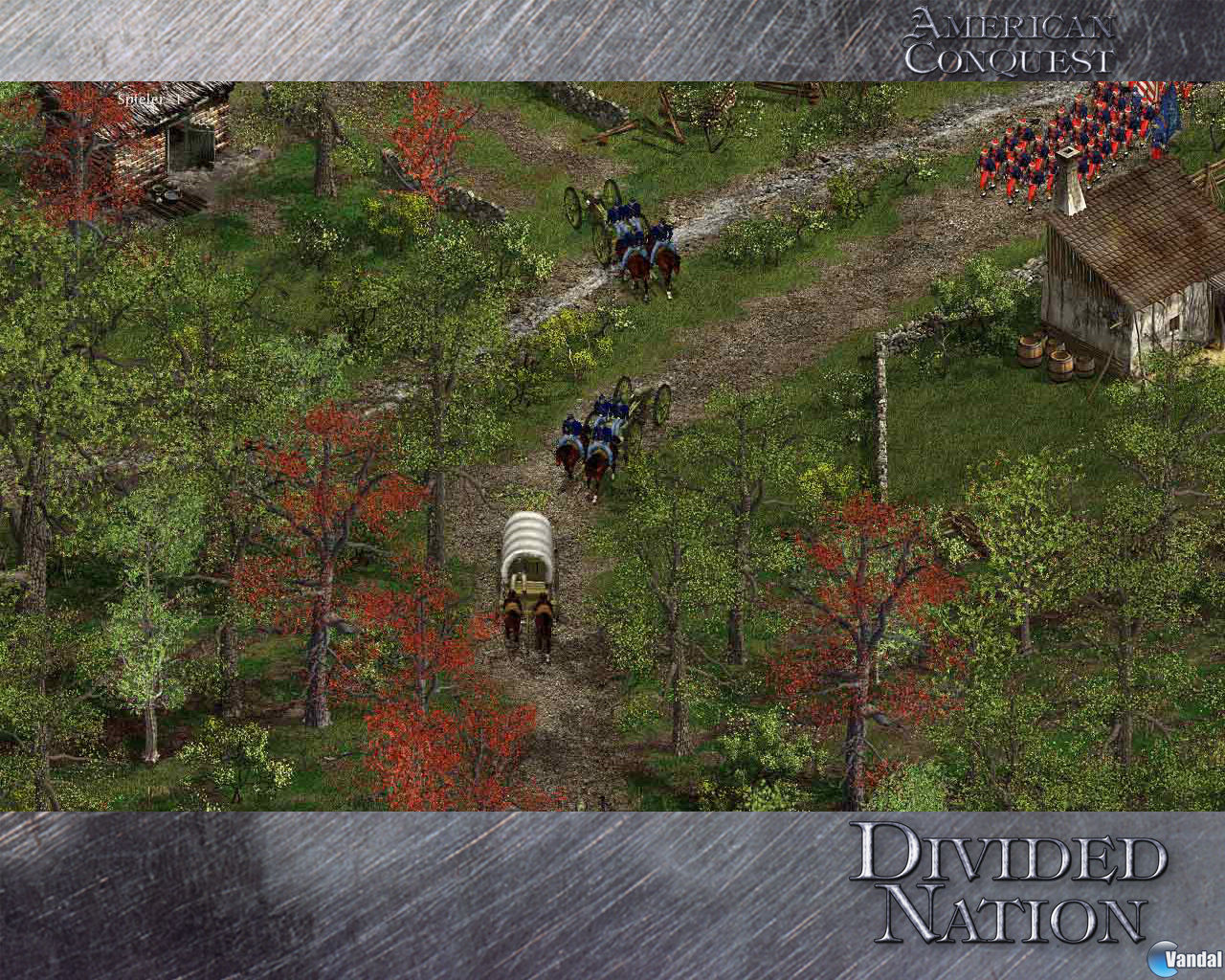 E3: Nuevas imágenes de American Conquest: Divided Nation