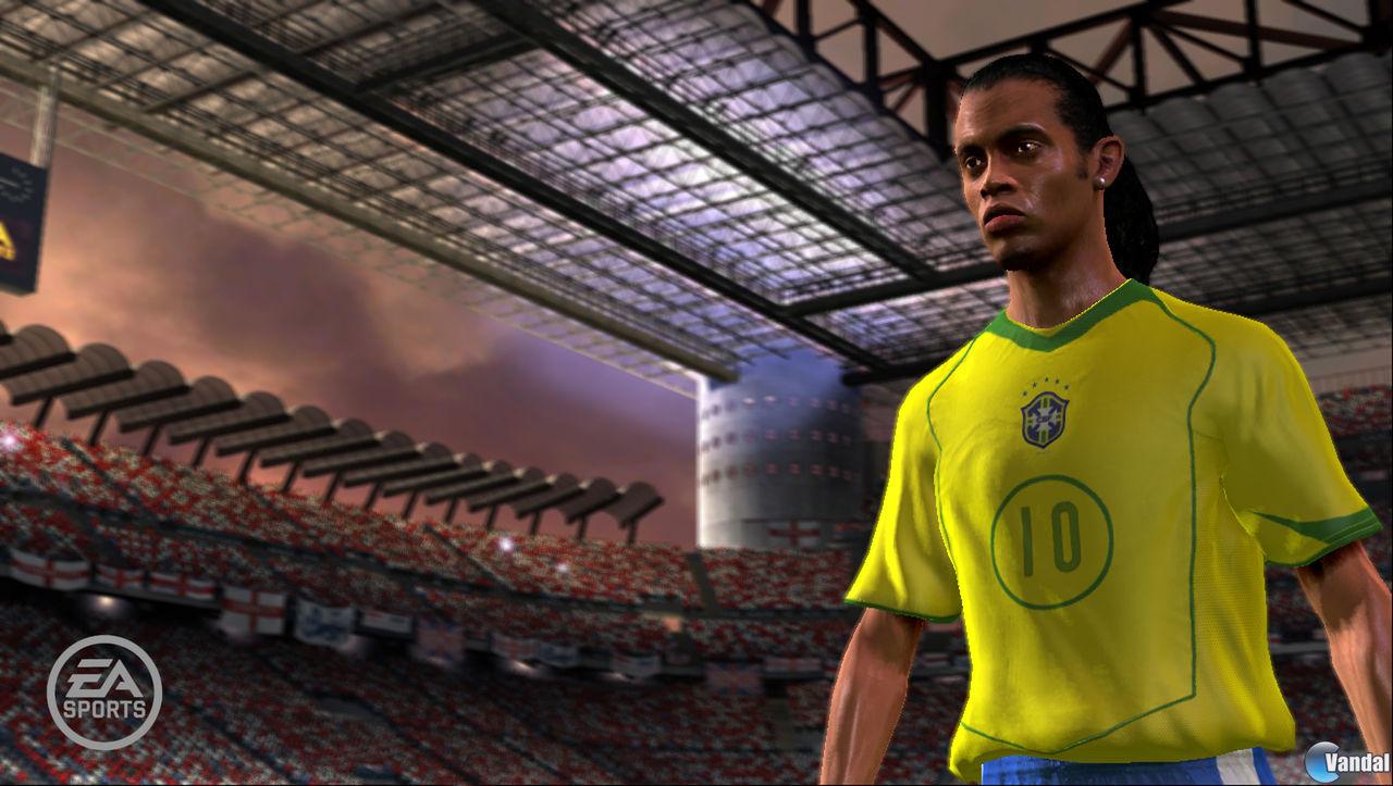 E3: Primeras imágenes de FIFA 2006