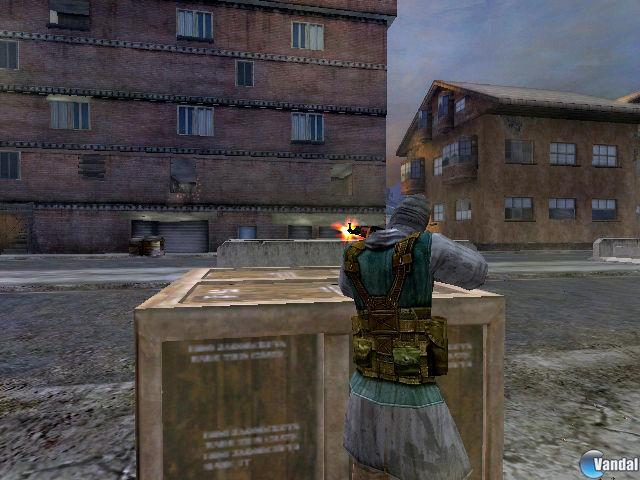 E3: Primeras imágenes de Full Spectrum Warrior: Ten Hammers