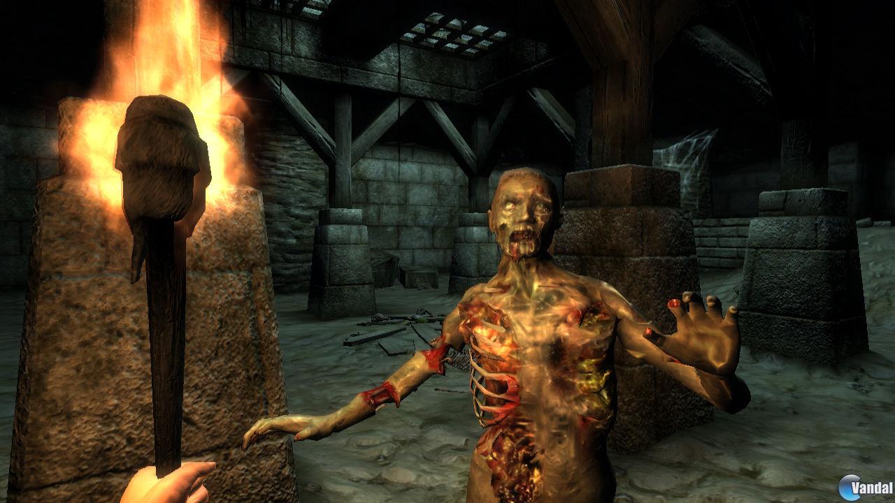 E3: Nuevas imágenes de Elder Scrolls 4: Oblivion