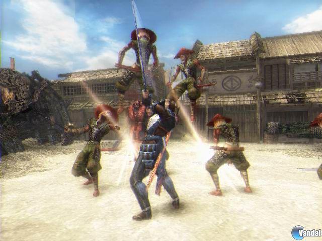 E3: Nuevas imágenes de Onimusha: Dawn of Dreams